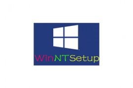 WinNTSetup v5.0 beta2 系统安装神器中文正式单文件版