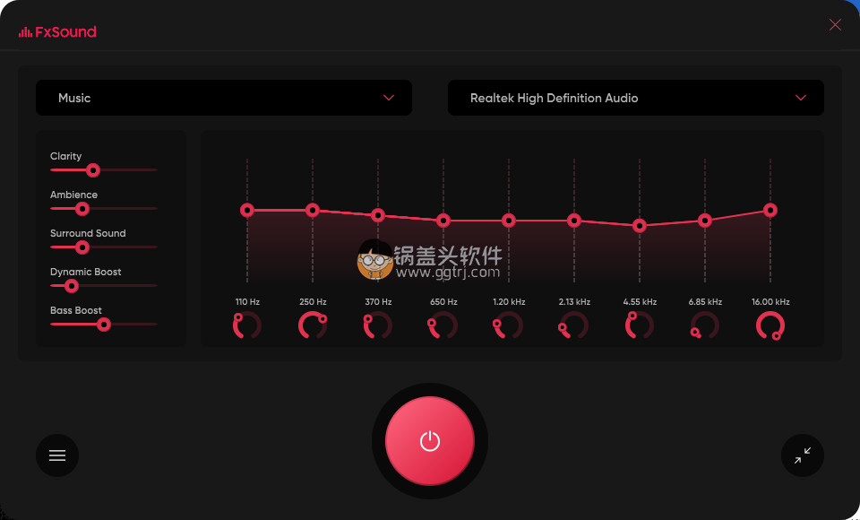 音效增强虚拟声 FxSound 2 Pro 1.1.2.0 x64-非常推荐 音效增强 第1张